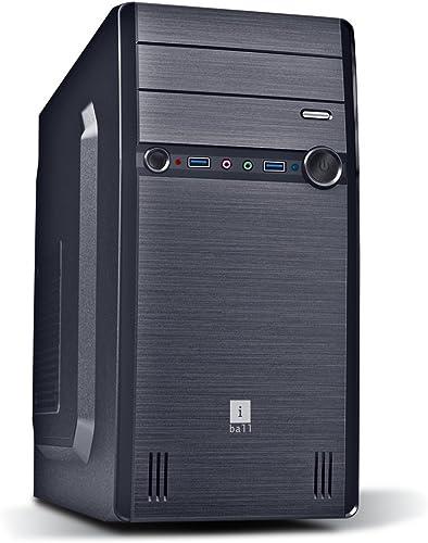 nallu Gandiva Assembled Desktop -Core 2 Duo, G31 Motherboard, 4GB DDR2 RAM, 250GB Hard Drive, with DVD RW and Wireles...