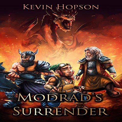 Modrad's Surrender audiobook cover art