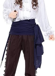 Pirate Medieval Renaissance Halloween Costume Large Sash