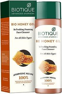 Best biotique honey face wash Reviews