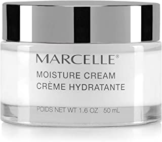 Marcelle Moisture Cream, Hypoallergenic and Fragrance-Free, 1.7 fl oz