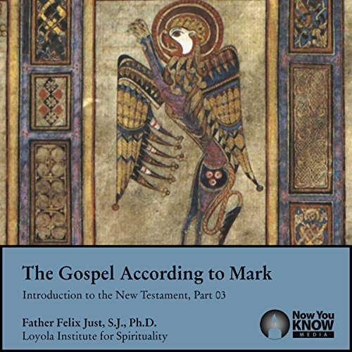 The Gospel According to Mark audiobook cover art