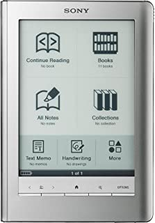 Sony PRS-600SC Touch Edition E-Book Reader