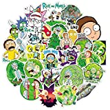 Rick and Morty Sticker 100pcs