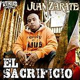 Juan Zarate: Sacrificio (Audio CD)