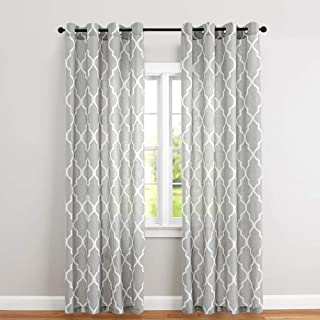 Best arabesque pattern curtains Reviews