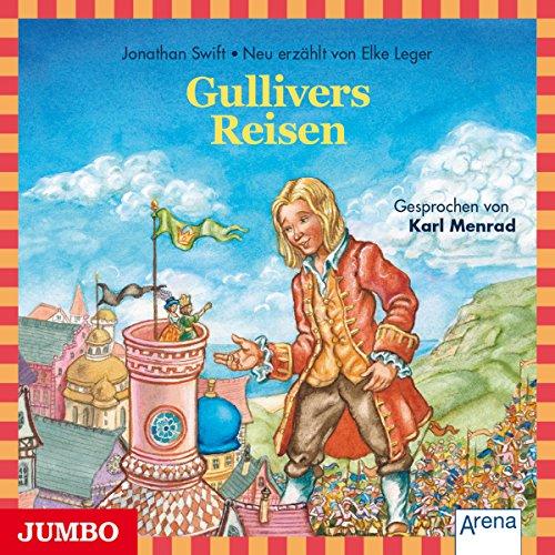 Gullivers Reisen (Moderne Klassiker als HörAbenteuer) Titelbild