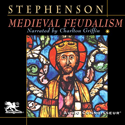 Medieval Feudalism audiobook cover art