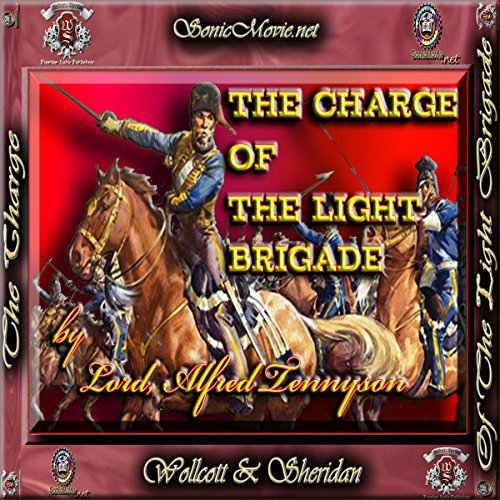 『The Charge of the Light Brigade』のカバーアート