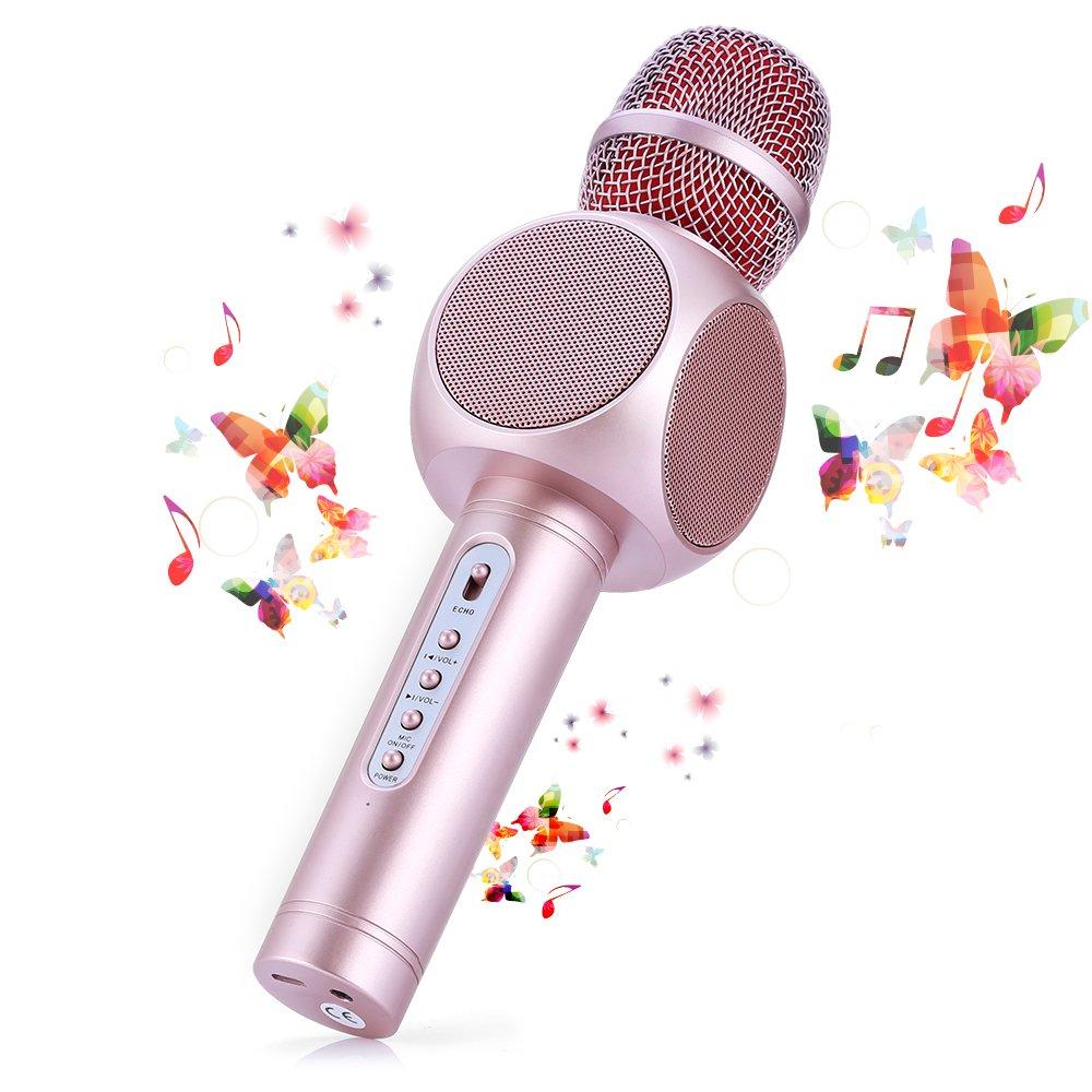 Wireless Bluetooth Microphone Fede Smartphone