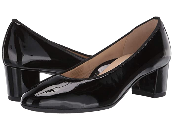 ara  Kendall (Black Softlack) High Heels