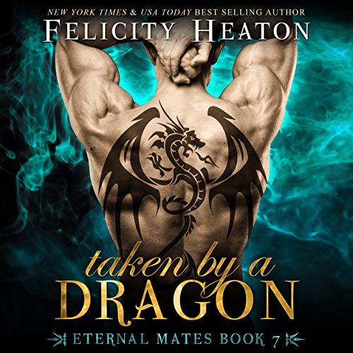 Taken by a Dragon audiobook cover art