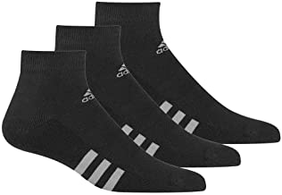 adidas Golf 2018 Mens Ankle Sports Gym Running Socks - Pack of 3