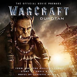 Warcraft: Durotan cover art