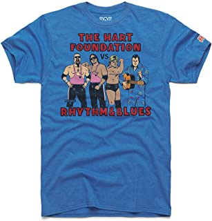 hart foundation shirt