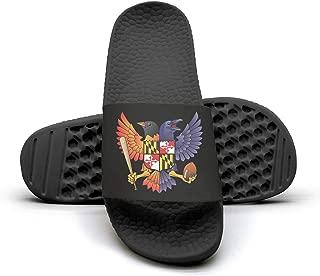 AKDJDS Texas Shocker Hand Slide Sandal Slippers for Women