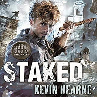 Staked cover art