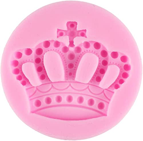 discount Z-bond Baking Molds Silicone Crown Fondant Mold Queen Candy Chocolate Molds Baking Molds Silicone lowest Crown Fondant Mold Queen Candy Chocolate outlet online sale Molds outlet sale