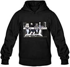 Annehoney The Temper Trap POSTER fashion men's Hoodie Sweatshirt Black