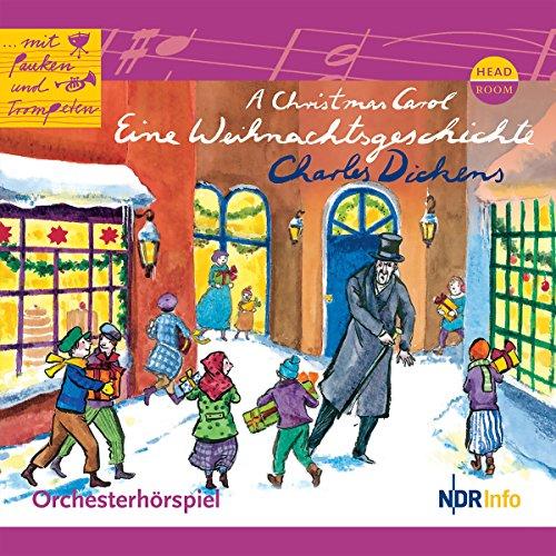 Eine Weihnachtsgeschichte audiobook cover art