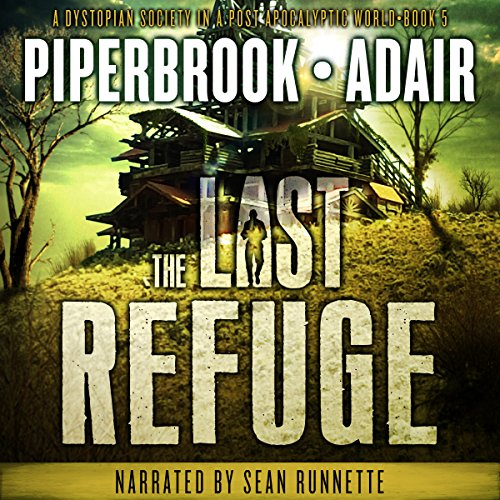 The Last Refuge cover art