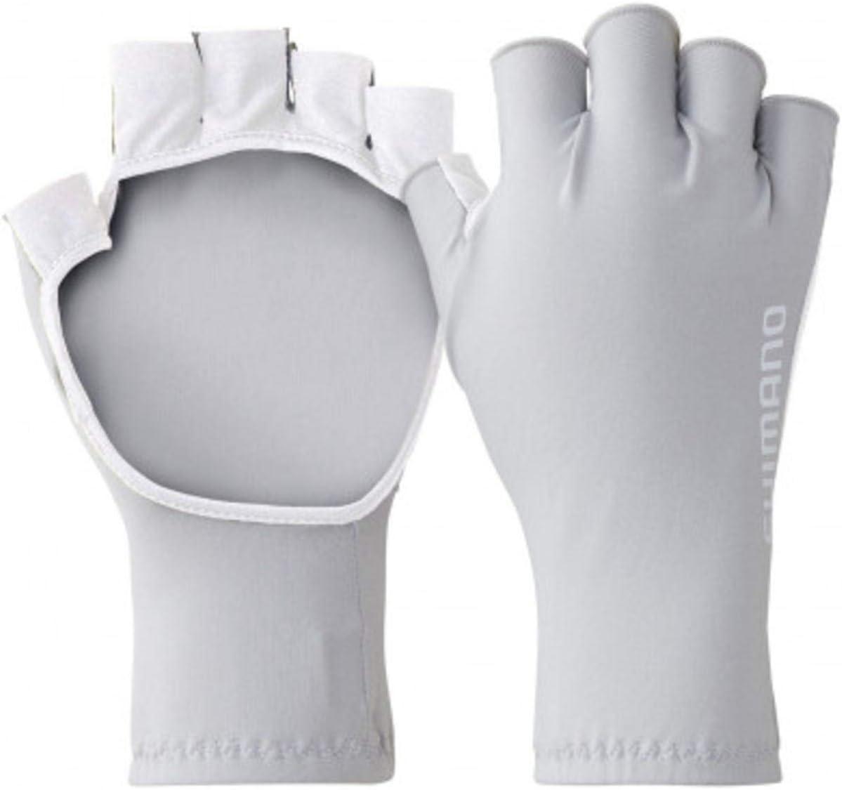 Shimano GL-041C Index Finger Guard Protector Size L Navy 936905