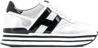 Hogan Luxury Fashion Womens HXW4830CB80LVO0QTY Silver Sneakers | Fall Winter 19