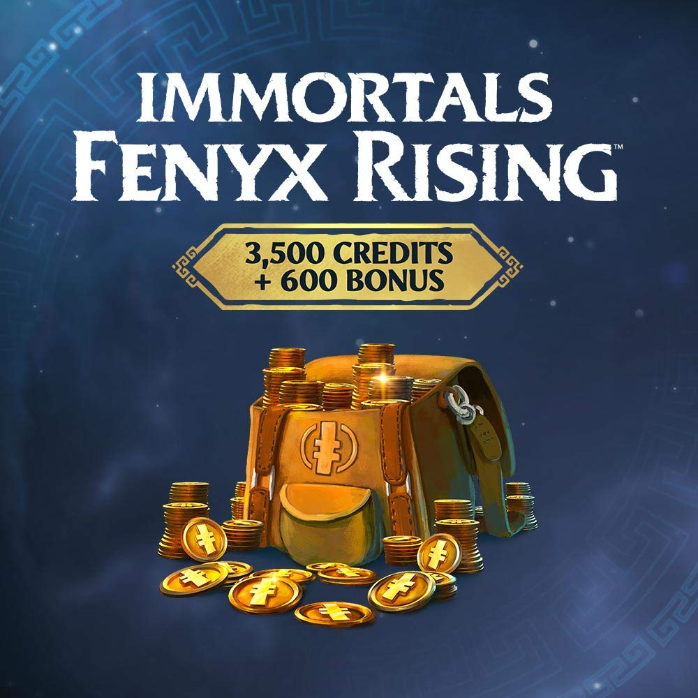 Immortals Fenyx Rising Credits Pack Switch 4 Di - All stores are Ranking TOP8 sold 100