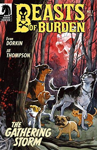 Beasts of Burden #1 (English Edition)