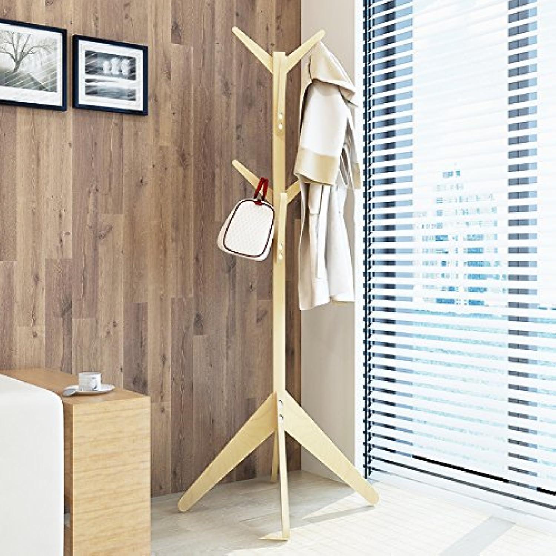 Simple Coat Rack Floor Bedroom Clothes Rack Floor Rack Simple Modern Ideas for Clothes