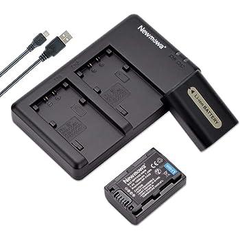 np-fp50 reemplaza: np-fh50 Bateria para Sony hdr-cx7 700mah