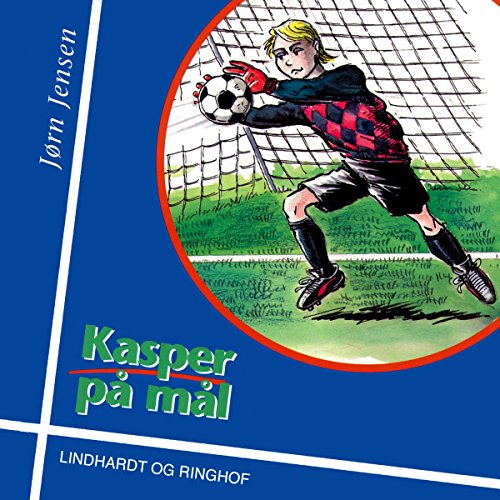 Kasper på mål audiobook cover art