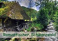 Romantischer Schwarzwald (Tischkalender 2022 DIN A5 quer): Einer der schoensten Flecke auf dieser Erde (Monatskalender, 14 Seiten )
