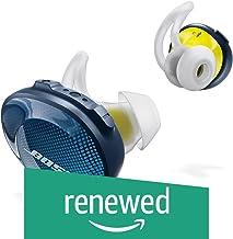 Bose Sound Sport Auriculares inalámbricos gratuitos (Renovado) audífonos solamente talla única  Azul
