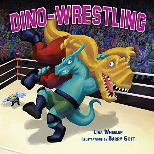 Couverture de Dino-Wrestling