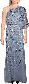 womens Long Beaded Dress
