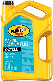 Best Pennzoil Marine Premium Plus Outboard 2 Cycle Oil, 1 Gallon - Pack of 1 Review