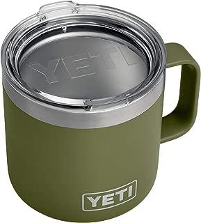 Best olive green yeti rambler mug Reviews