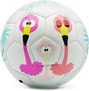 PP PICADOR Toddler Soft Soccer Ball Cute Cartoon Kids Ball with Pump Toy Gift for Kids, Children, Boys, Girls, Kindergarten