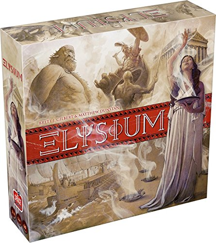 Asmodee–SCEL01FR–Spielkarten–Elysium