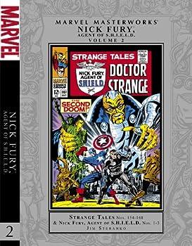 Marvel Masterworks: Nick Fury, Agent of S.H.I.E.L.D., Vol. 2 - Book #129 of the Marvel Masterworks