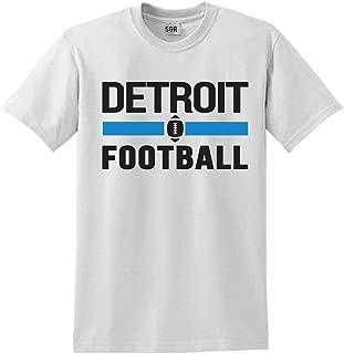 Detroit Football Official Men's T-shirt