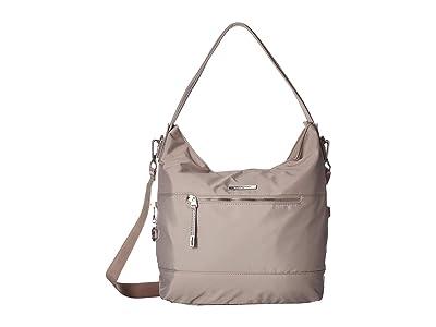 Hedgren Sparkle RFID Hobo (Zinc) Hobo Handbags