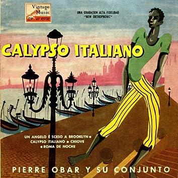 """Vintage Italian Song Nº9 - EPs Collectors """"Calypso Italiano"""""""