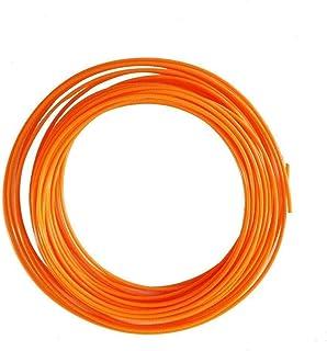 INVENTO 5 meter 1.75mm Orange ABS Filament 3D Printing Filament For 3D Pen 3D Printer
