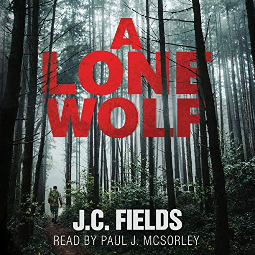A Lone Wolf audiobook cover art