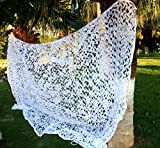 SUNRIS Camo Netting, Large Camouflage Blinds Nets for Decoration Garden Sun Shade Military Outdoor Hunting