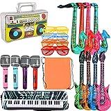 WOWOSS 19 PCS Jouet Instruments ...