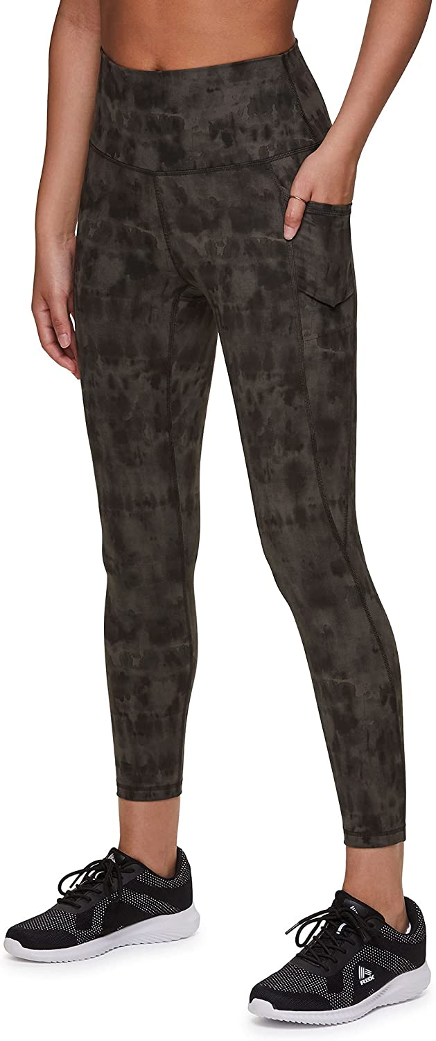 RBX Active Women's Workout Running Soft Printed Max 41% OFF Yoga High Ultra Max 69% OFF
