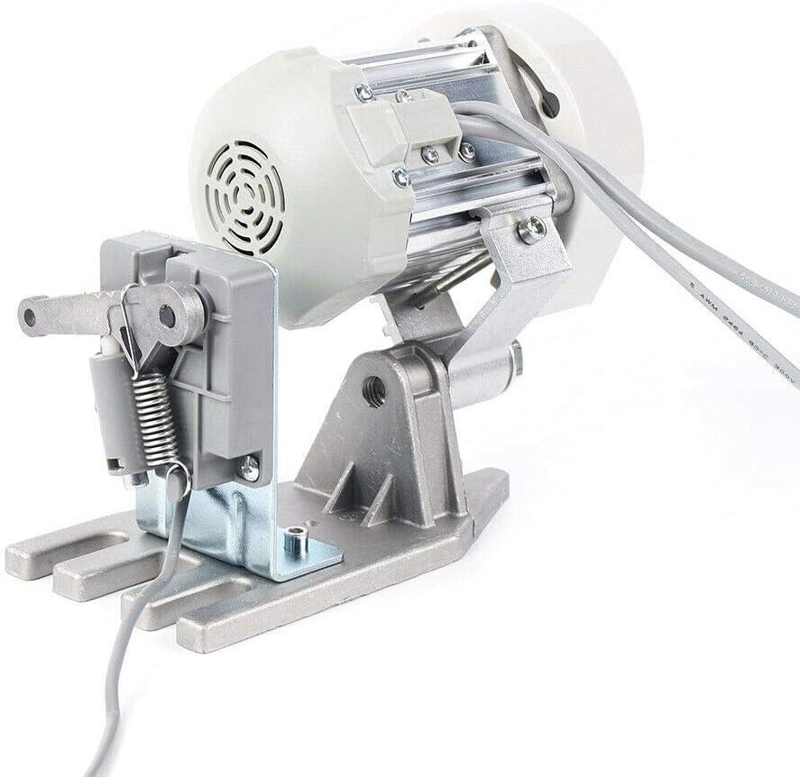 Servomotor eléctrico sin escobillas, motor para máquina de coser, motor doméstico 750 W, 3500 rpm, 15 mm, 220 V, para máquina de coser industrial y doméstica